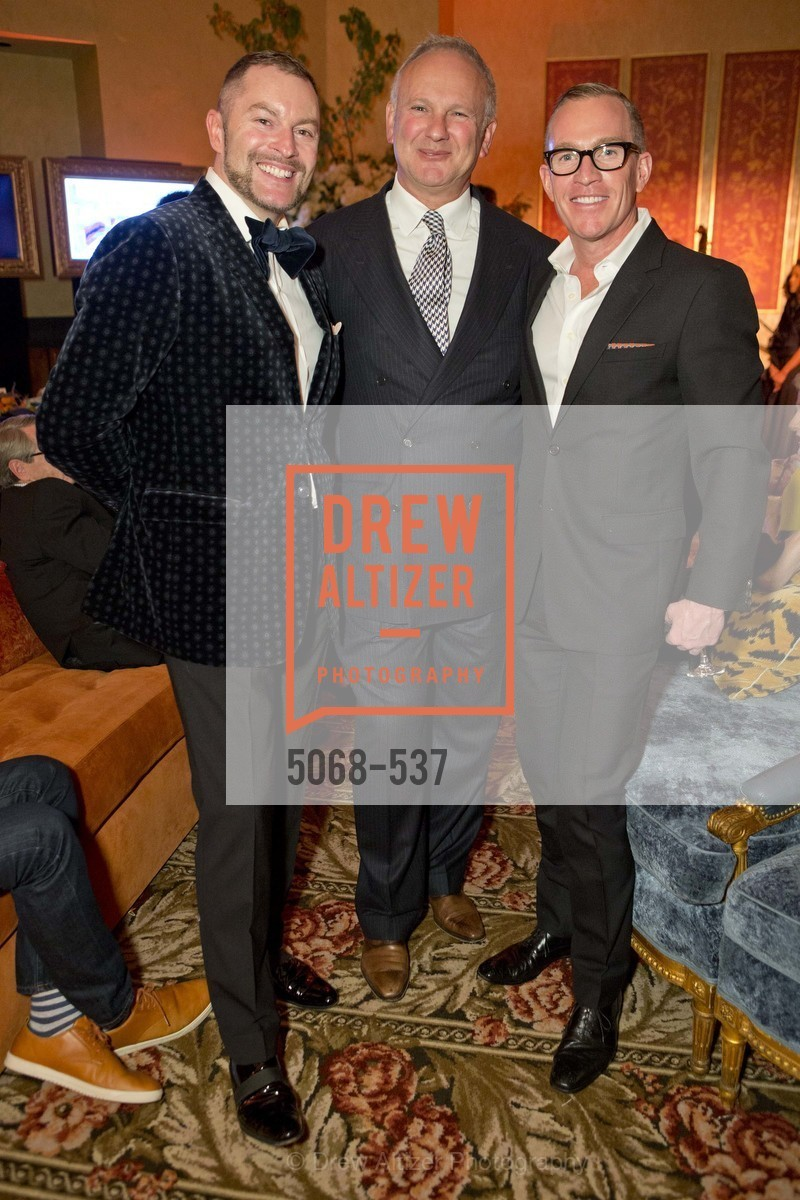 Thierry Buisson, Brian Kessler, Gene Ogden, TOP OF THE MARK'S 75TH Anniversary Party, US, November 7th, 2014,Drew Altizer, Drew Altizer Photography, full-service agency, private events, San Francisco photographer, photographer california