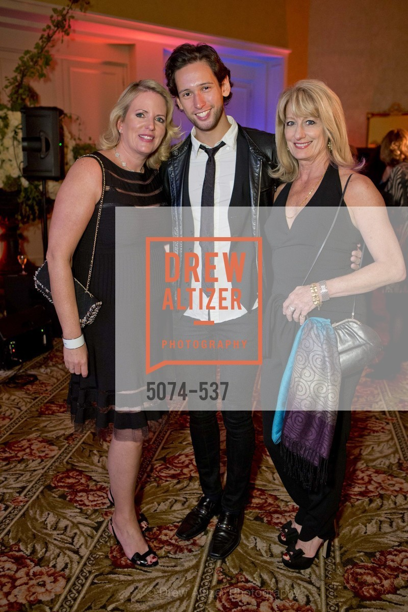 Monica Pauli, Ian McAndrew, Pattie Laughton, TOP OF THE MARK'S 75TH Anniversary Party, US, November 7th, 2014,Drew Altizer, Drew Altizer Photography, full-service agency, private events, San Francisco photographer, photographer california