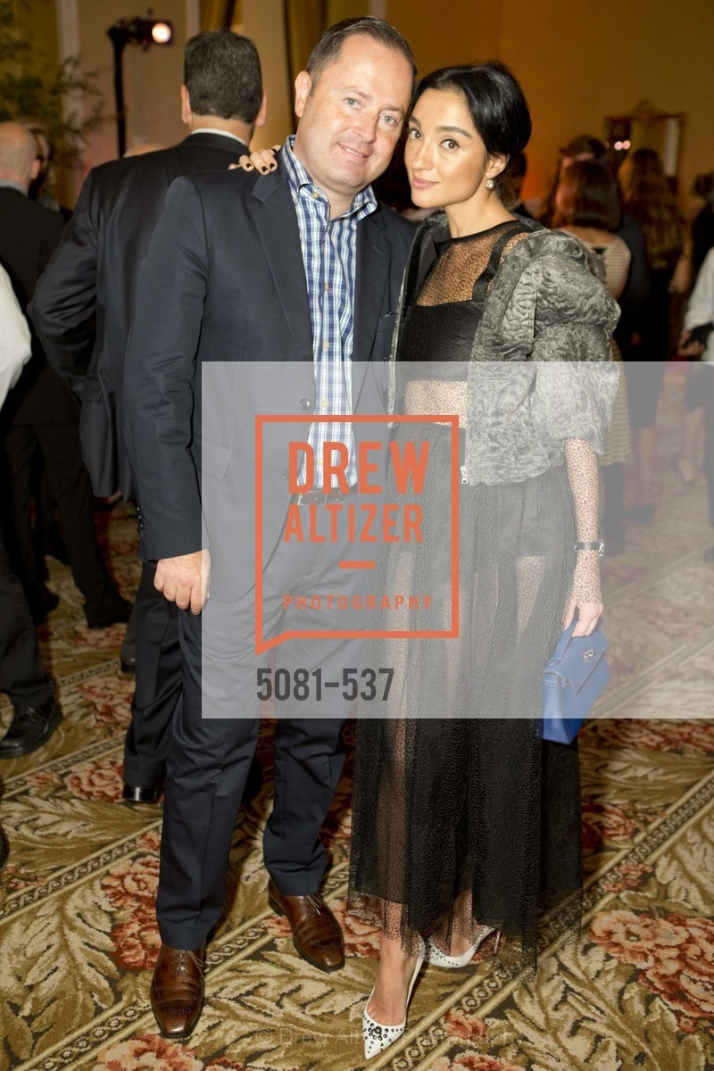 Edward Dubrovsky, Olga Dubrovsky, TOP OF THE MARK'S 75TH Anniversary Party, US, November 7th, 2014,Drew Altizer, Drew Altizer Photography, full-service agency, private events, San Francisco photographer, photographer california