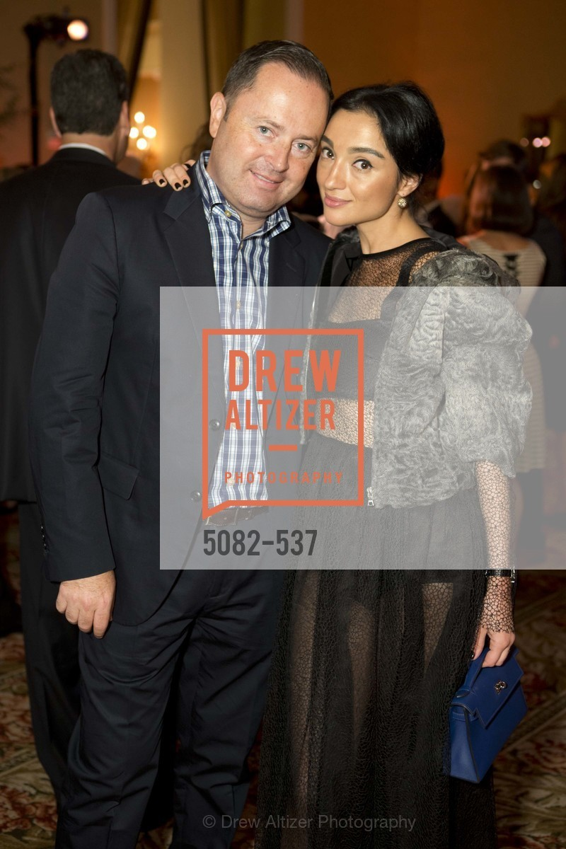 Edward Dubrovsky, Olga Dubrovsky, TOP OF THE MARK'S 75TH Anniversary Party, US, November 7th, 2014,Drew Altizer, Drew Altizer Photography, full-service event agency, private events, San Francisco photographer, photographer California
