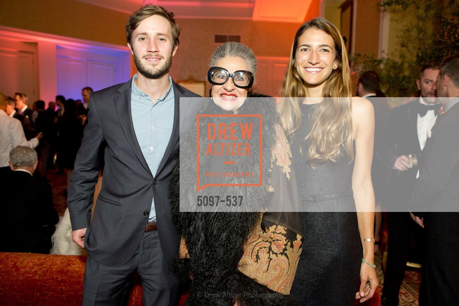John Hammel, Joy Venterini Bianchi, Marie Deriggi, TOP OF THE MARK'S 75TH Anniversary Party, US, November 7th, 2014,Drew Altizer, Drew Altizer Photography, full-service agency, private events, San Francisco photographer, photographer california