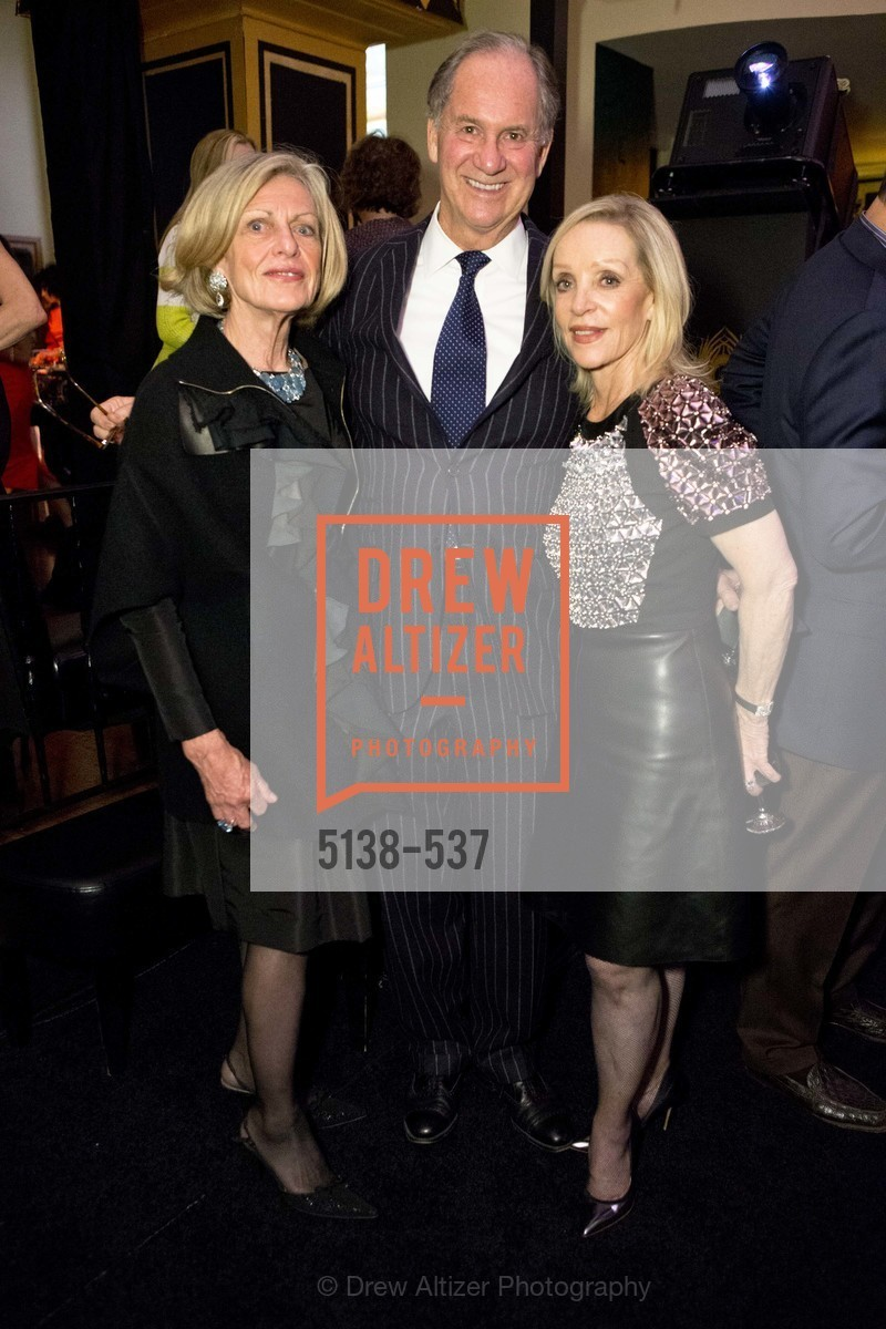 Dorothy Paige, Kenneth Paige, Barbara Brown, TOP OF THE MARK'S 75TH Anniversary Party, US, November 7th, 2014,Drew Altizer, Drew Altizer Photography, full-service event agency, private events, San Francisco photographer, photographer California
