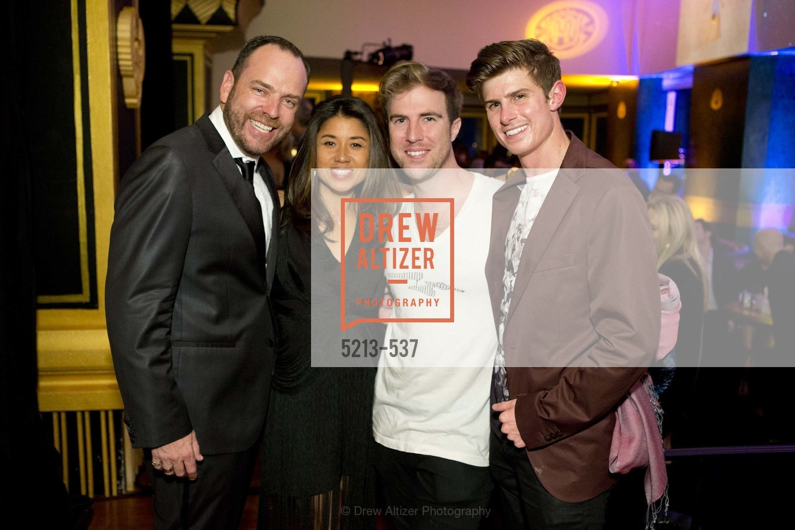 Steven Flowers, Jennifer Flower, Matthew Kimball, Michael Roderick, TOP OF THE MARK'S 75TH Anniversary Party, US, November 7th, 2014,Drew Altizer, Drew Altizer Photography, full-service event agency, private events, San Francisco photographer, photographer California