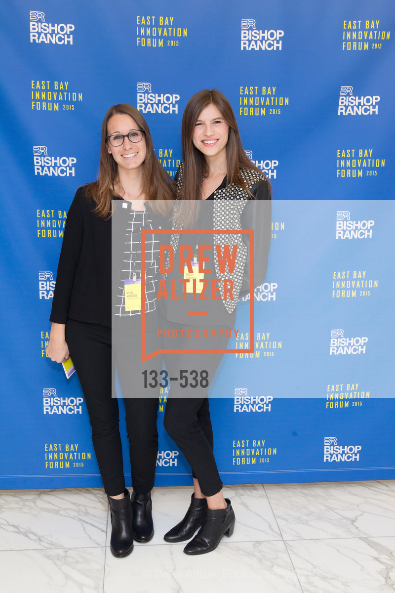 Step & Repeat, East Bay Innovation Forum, November 17th, 2015, Photo