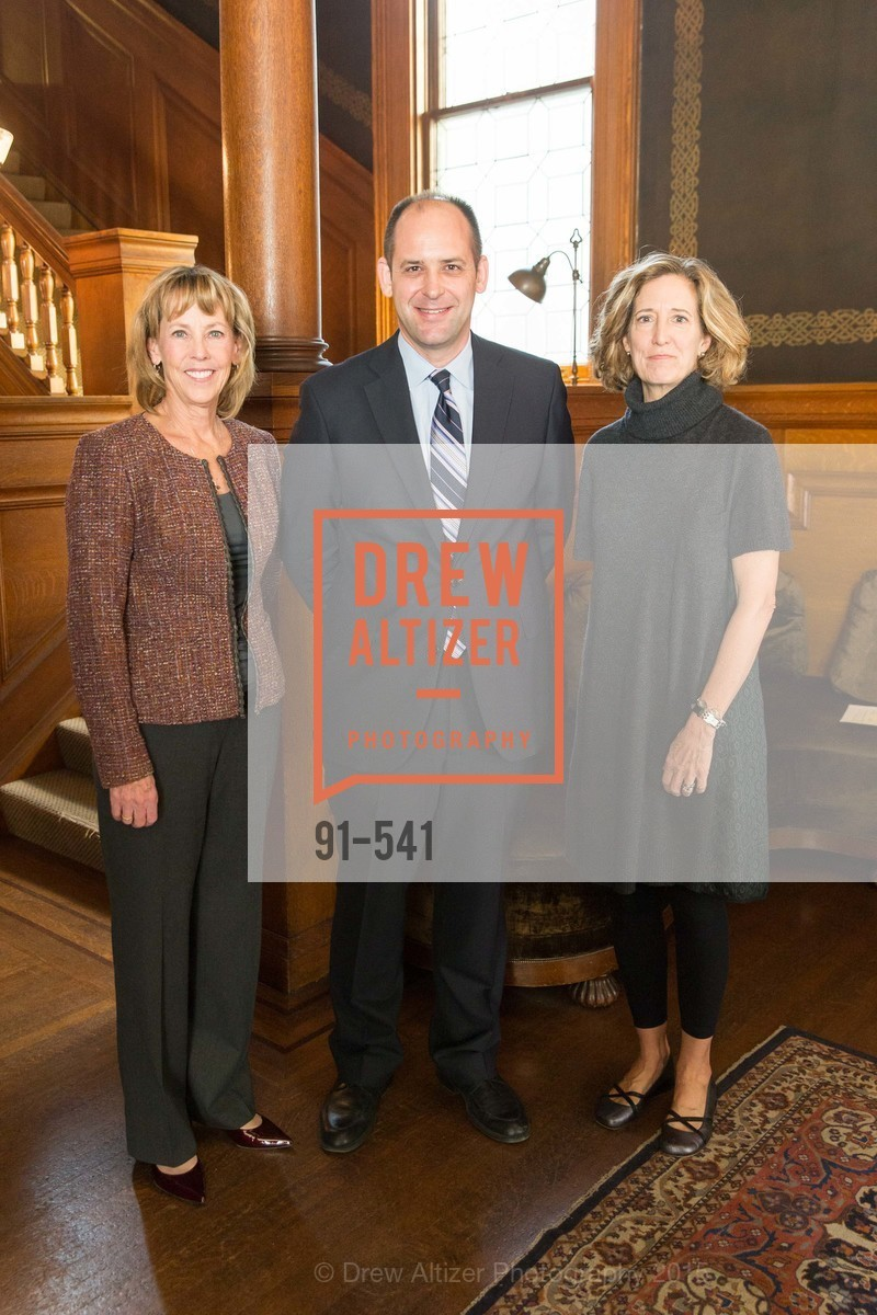 Barbara Pahl, Mike Buhler, Courtney Damkroger, Ceremony Inaugurating the Campaign for San Francisco Heritage & Haas-Lilienthal House, Haas-Lilienthal House. 2007 Franklin Street, November 18th, 2015,Drew Altizer, Drew Altizer Photography, full-service event agency, private events, San Francisco photographer, photographer California