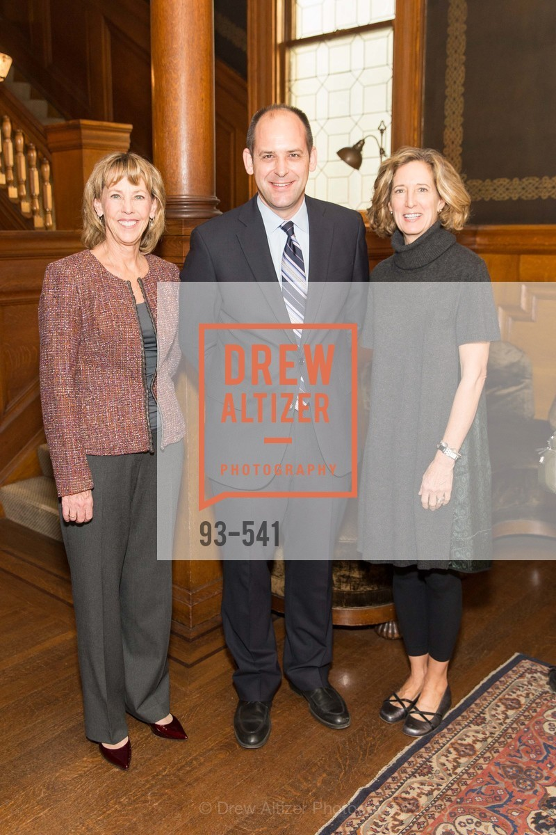 Barbara Pahl, Mike Buhler, Courtney Damkroger, Ceremony Inaugurating the Campaign for San Francisco Heritage & Haas-Lilienthal House, Haas-Lilienthal House. 2007 Franklin Street, November 18th, 2015,Drew Altizer, Drew Altizer Photography, full-service agency, private events, San Francisco photographer, photographer california