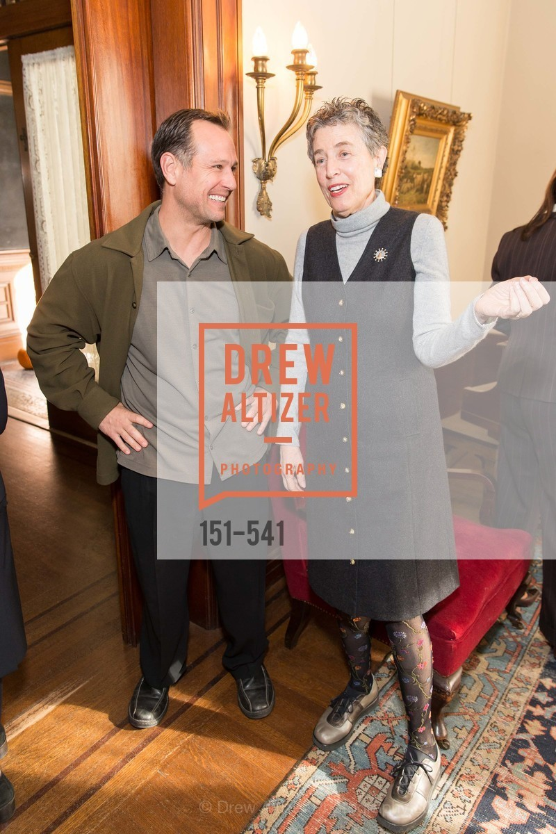Ben Ladomirak, Alice Russell-Shapiro, Ceremony Inaugurating the Campaign for San Francisco Heritage & Haas-Lilienthal House, Haas-Lilienthal House. 2007 Franklin Street, November 18th, 2015,Drew Altizer, Drew Altizer Photography, full-service agency, private events, San Francisco photographer, photographer california