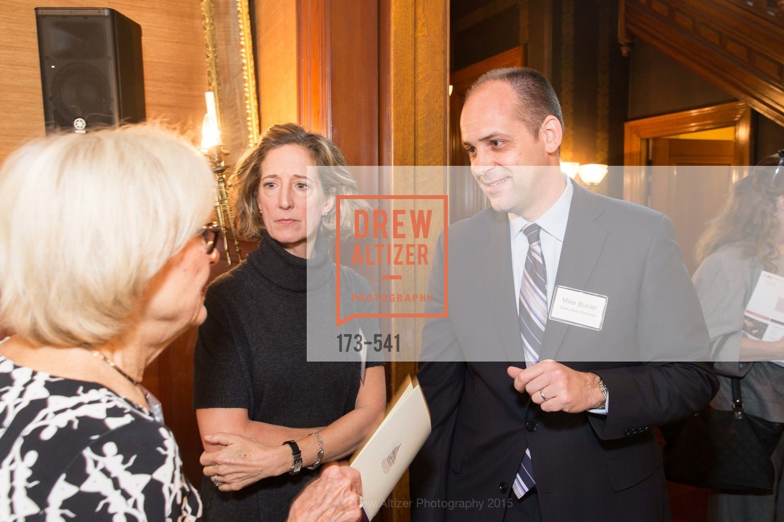 Courtney Damkroger, Mike Buhler, Ceremony Inaugurating the Campaign for San Francisco Heritage & Haas-Lilienthal House, Haas-Lilienthal House. 2007 Franklin Street, November 18th, 2015,Drew Altizer, Drew Altizer Photography, full-service event agency, private events, San Francisco photographer, photographer California