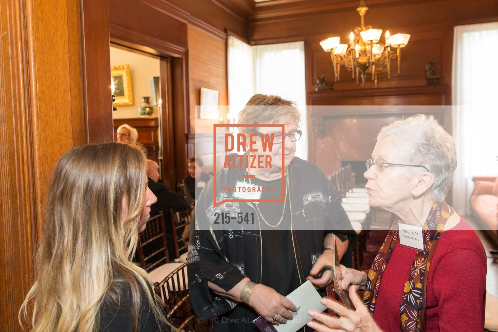 Linda Jo Fitz, Anita Denz, Ceremony Inaugurating the Campaign for San Francisco Heritage & Haas-Lilienthal House, Haas-Lilienthal House. 2007 Franklin Street, November 18th, 2015,Drew Altizer, Drew Altizer Photography, full-service agency, private events, San Francisco photographer, photographer california
