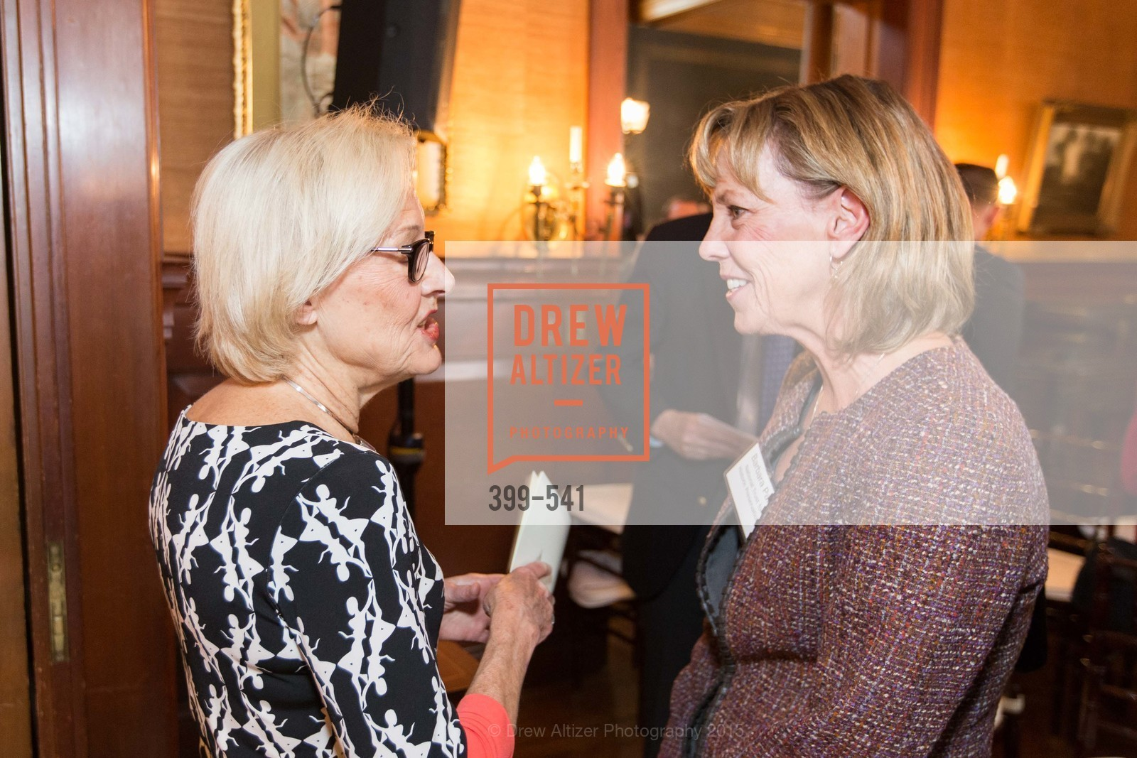 Ellen Johnck, Barbara Pahl, Ceremony Inaugurating the Campaign for San Francisco Heritage & Haas-Lilienthal House, Haas-Lilienthal House. 2007 Franklin Street, November 18th, 2015,Drew Altizer, Drew Altizer Photography, full-service agency, private events, San Francisco photographer, photographer california