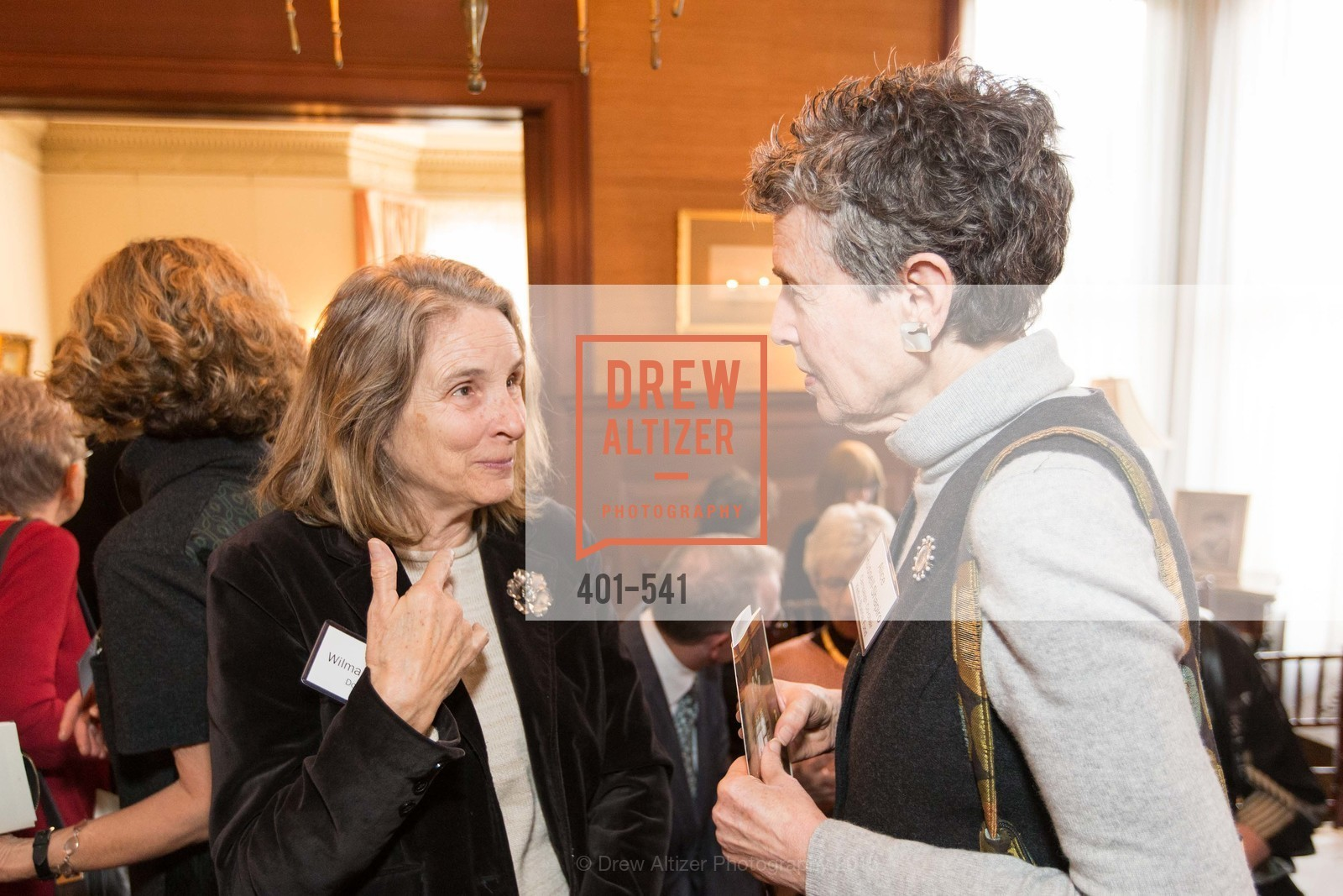Wilma Parker de Pavloff, Ceremony Inaugurating the Campaign for San Francisco Heritage & Haas-Lilienthal House, Haas-Lilienthal House. 2007 Franklin Street, November 18th, 2015,Drew Altizer, Drew Altizer Photography, full-service agency, private events, San Francisco photographer, photographer california
