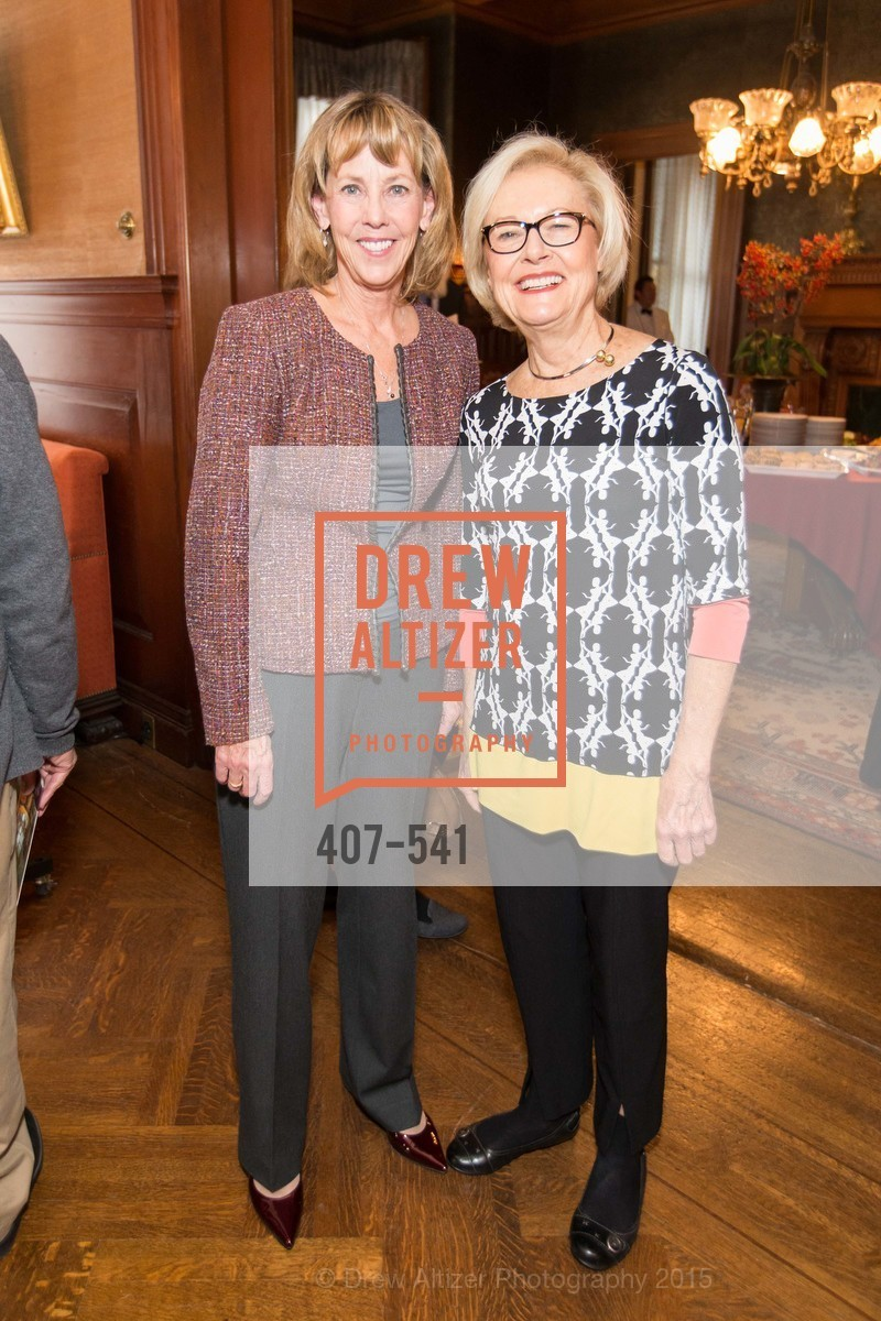 Barbara Pahl, Ellen Johnck, Ceremony Inaugurating the Campaign for San Francisco Heritage & Haas-Lilienthal House, Haas-Lilienthal House. 2007 Franklin Street, November 18th, 2015,Drew Altizer, Drew Altizer Photography, full-service agency, private events, San Francisco photographer, photographer california