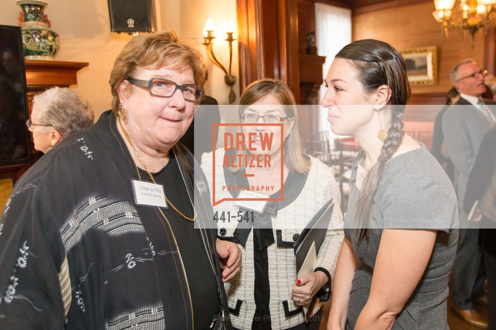 Linda Jo Fitz, Carolyn Squeri, Ceremony Inaugurating the Campaign for San Francisco Heritage & Haas-Lilienthal House, Haas-Lilienthal House. 2007 Franklin Street, November 18th, 2015,Drew Altizer, Drew Altizer Photography, full-service agency, private events, San Francisco photographer, photographer california