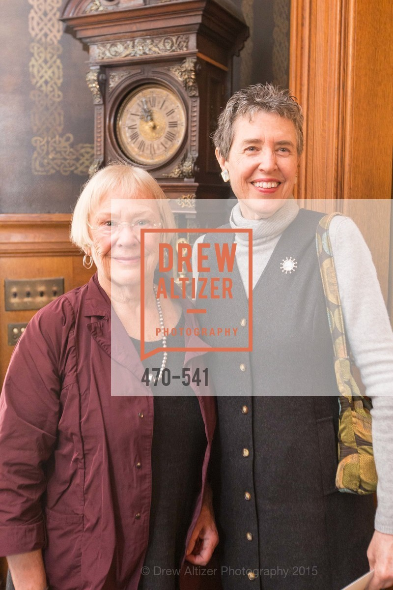Susan Clark, Alice Russell-Shapiro, Ceremony Inaugurating the Campaign for San Francisco Heritage & Haas-Lilienthal House, Haas-Lilienthal House. 2007 Franklin Street, November 18th, 2015,Drew Altizer, Drew Altizer Photography, full-service agency, private events, San Francisco photographer, photographer california