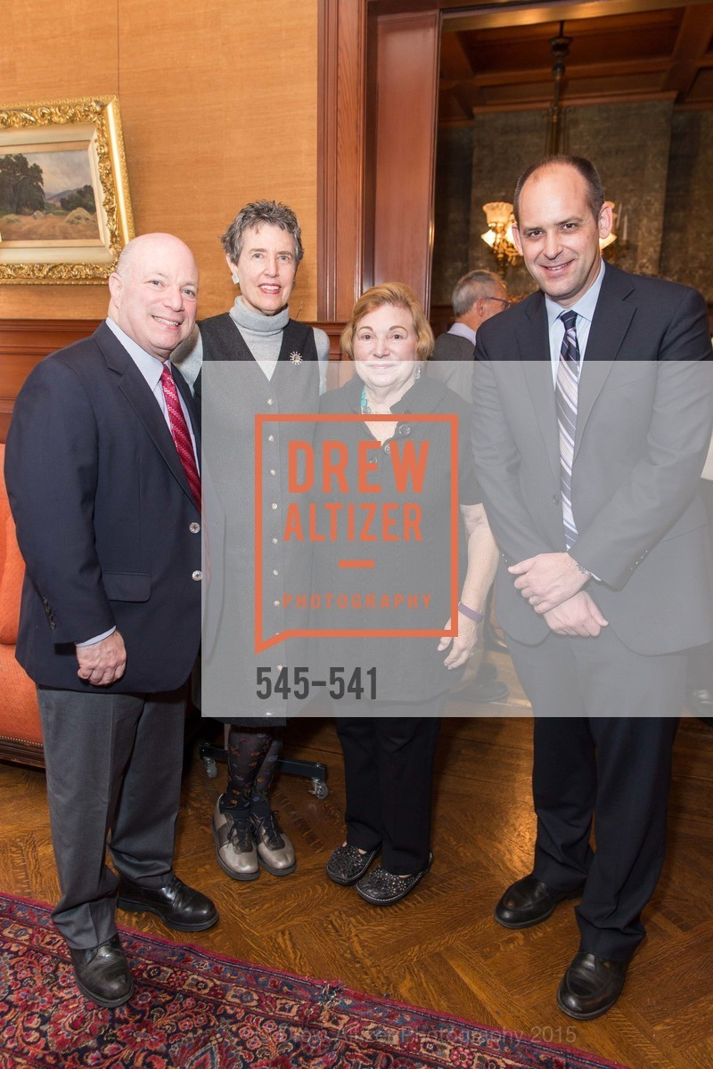 John Rothmann, Alice Russell-Shapiro, Susan Seeley, Mike Buhler, Ceremony Inaugurating the Campaign for San Francisco Heritage & Haas-Lilienthal House, Haas-Lilienthal House. 2007 Franklin Street, November 18th, 2015,Drew Altizer, Drew Altizer Photography, full-service event agency, private events, San Francisco photographer, photographer California