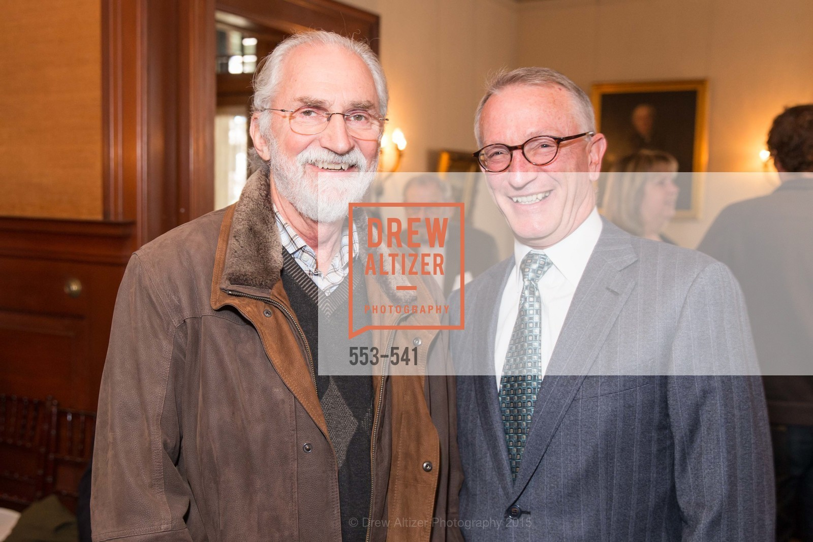 Steve Plath, David Wessel, Ceremony Inaugurating the Campaign for San Francisco Heritage & Haas-Lilienthal House, Haas-Lilienthal House. 2007 Franklin Street, November 18th, 2015,Drew Altizer, Drew Altizer Photography, full-service agency, private events, San Francisco photographer, photographer california