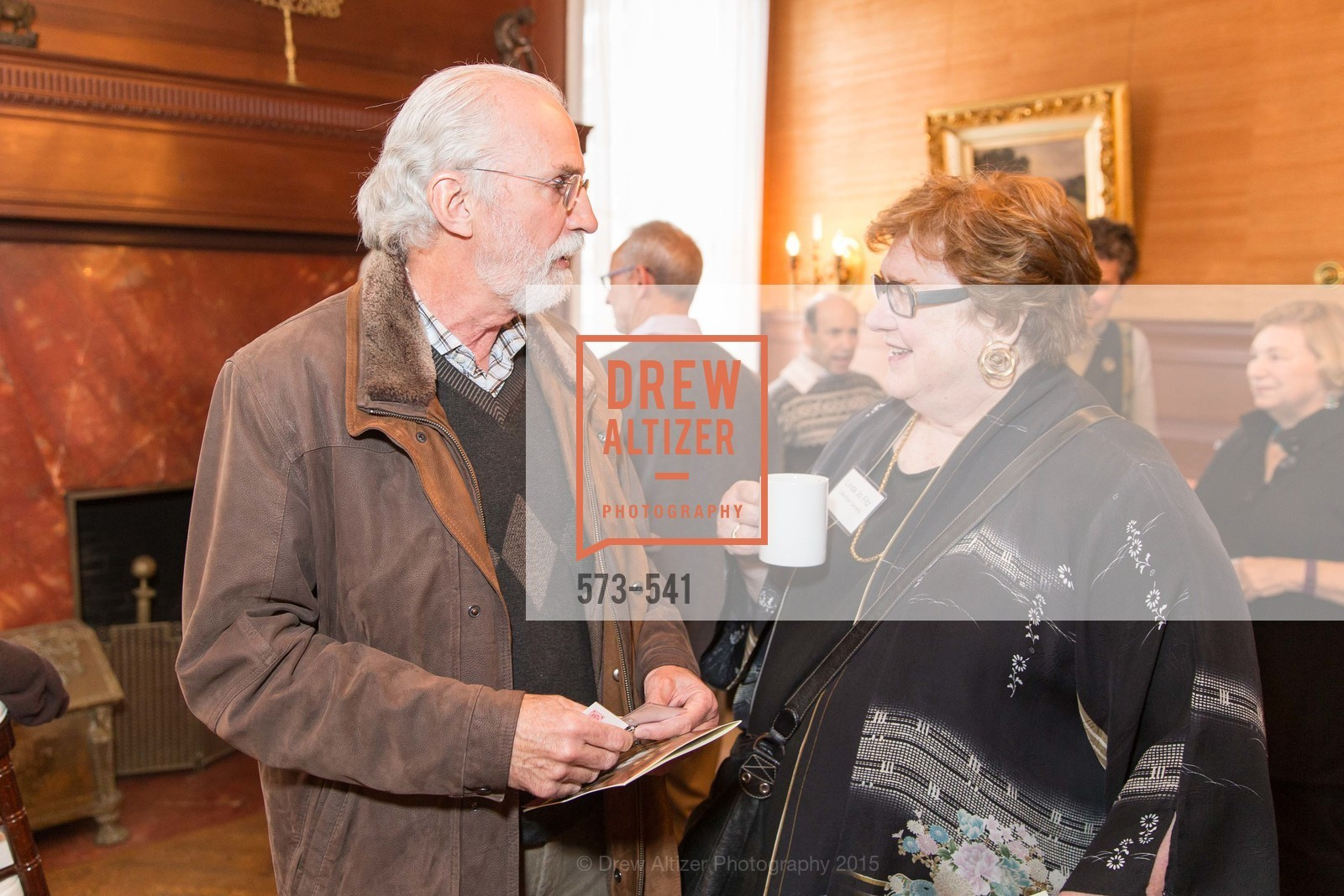 Steve Plath, Linda Jo Fitz, Ceremony Inaugurating the Campaign for San Francisco Heritage & Haas-Lilienthal House, Haas-Lilienthal House. 2007 Franklin Street, November 18th, 2015,Drew Altizer, Drew Altizer Photography, full-service agency, private events, San Francisco photographer, photographer california