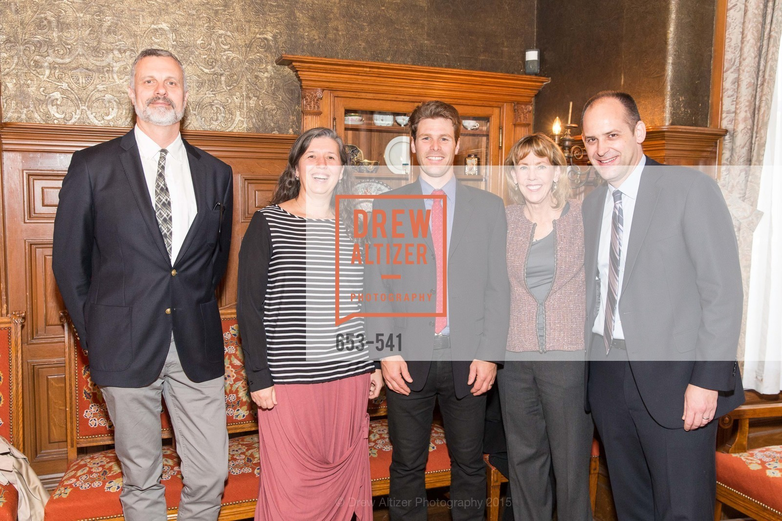 Brian Turner, Barbara Pahl, Mike Buhler, Ceremony Inaugurating the Campaign for San Francisco Heritage & Haas-Lilienthal House, Haas-Lilienthal House. 2007 Franklin Street, November 18th, 2015,Drew Altizer, Drew Altizer Photography, full-service agency, private events, San Francisco photographer, photographer california