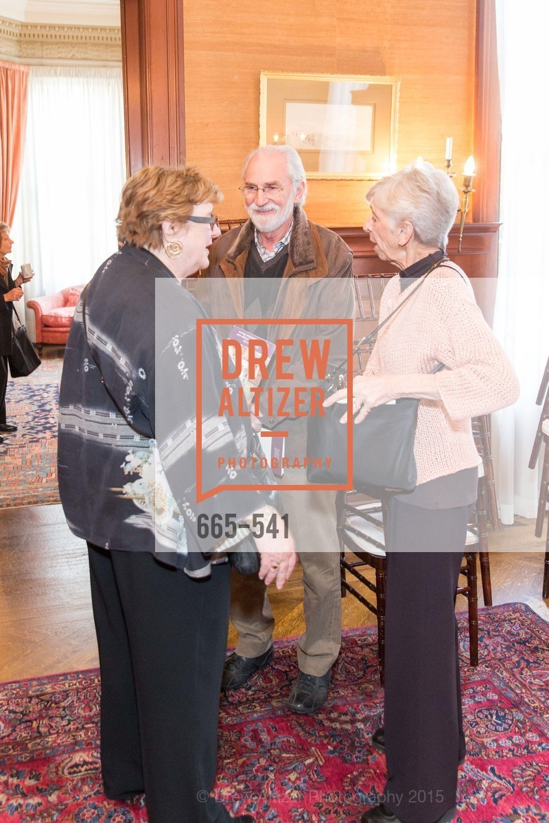 Linda Jo Fitz, Steve Plath, Jackie Young, Ceremony Inaugurating the Campaign for San Francisco Heritage & Haas-Lilienthal House, Haas-Lilienthal House. 2007 Franklin Street, November 18th, 2015,Drew Altizer, Drew Altizer Photography, full-service agency, private events, San Francisco photographer, photographer california
