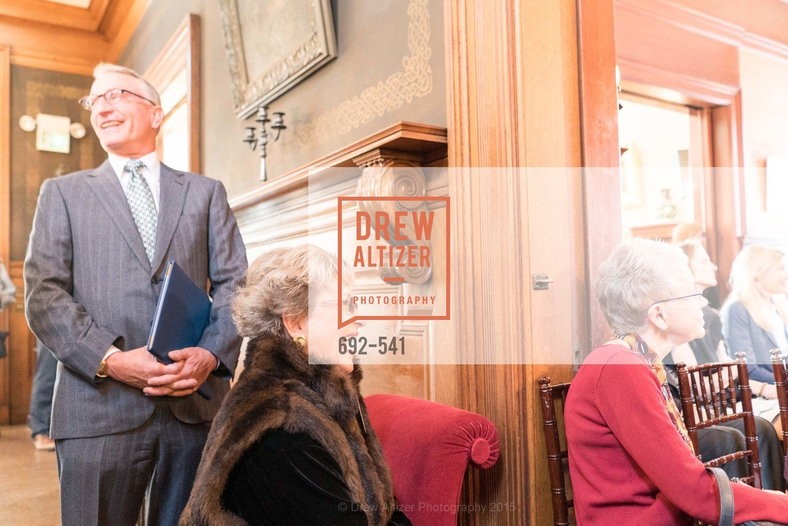 David Wessel, Carolyn O'Brien, Ceremony Inaugurating the Campaign for San Francisco Heritage & Haas-Lilienthal House, Haas-Lilienthal House. 2007 Franklin Street, November 18th, 2015,Drew Altizer, Drew Altizer Photography, full-service agency, private events, San Francisco photographer, photographer california