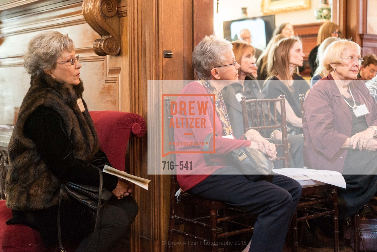 Carolyn O'Brien, Ceremony Inaugurating the Campaign for San Francisco Heritage & Haas-Lilienthal House, Haas-Lilienthal House. 2007 Franklin Street, November 18th, 2015,Drew Altizer, Drew Altizer Photography, full-service agency, private events, San Francisco photographer, photographer california
