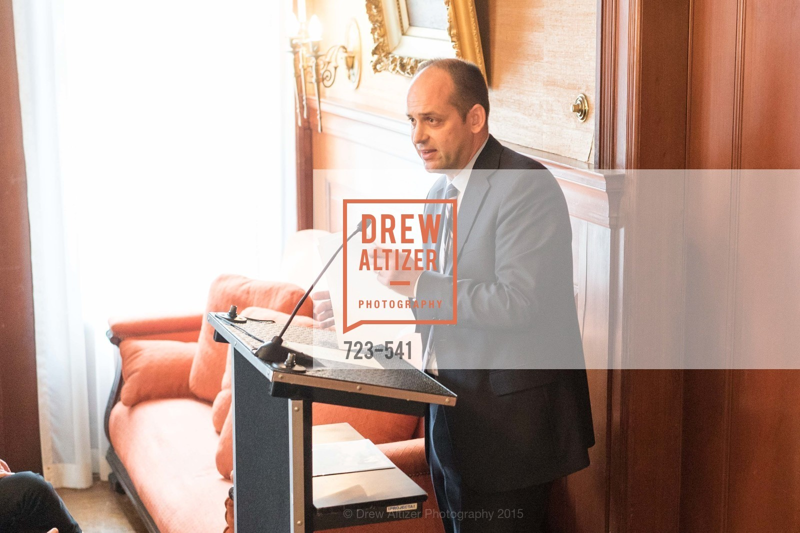 Mike Buhler, Ceremony Inaugurating the Campaign for San Francisco Heritage & Haas-Lilienthal House, Haas-Lilienthal House. 2007 Franklin Street, November 18th, 2015,Drew Altizer, Drew Altizer Photography, full-service event agency, private events, San Francisco photographer, photographer California