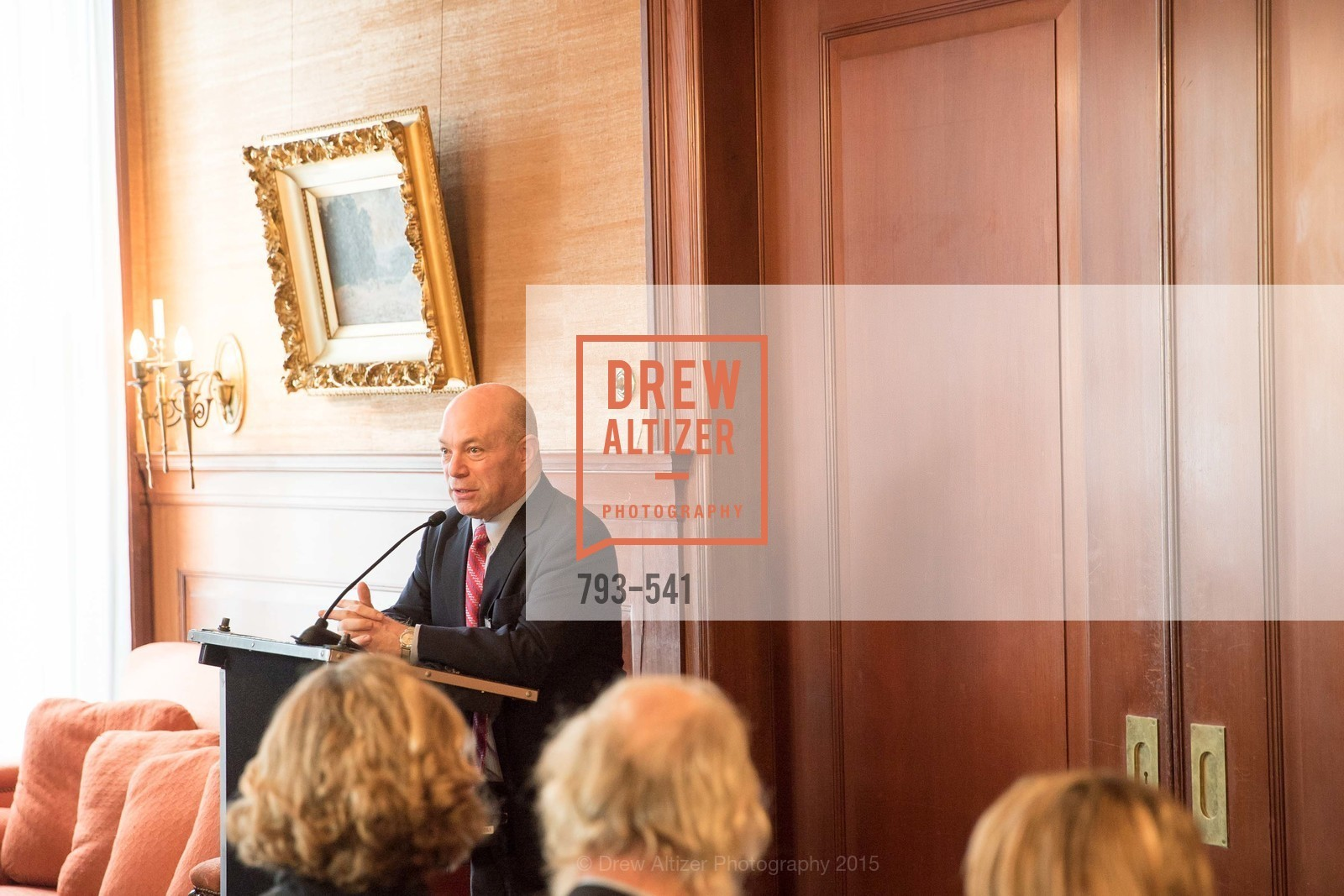John Rothmann, Ceremony Inaugurating the Campaign for San Francisco Heritage & Haas-Lilienthal House, Haas-Lilienthal House. 2007 Franklin Street, November 18th, 2015,Drew Altizer, Drew Altizer Photography, full-service agency, private events, San Francisco photographer, photographer california
