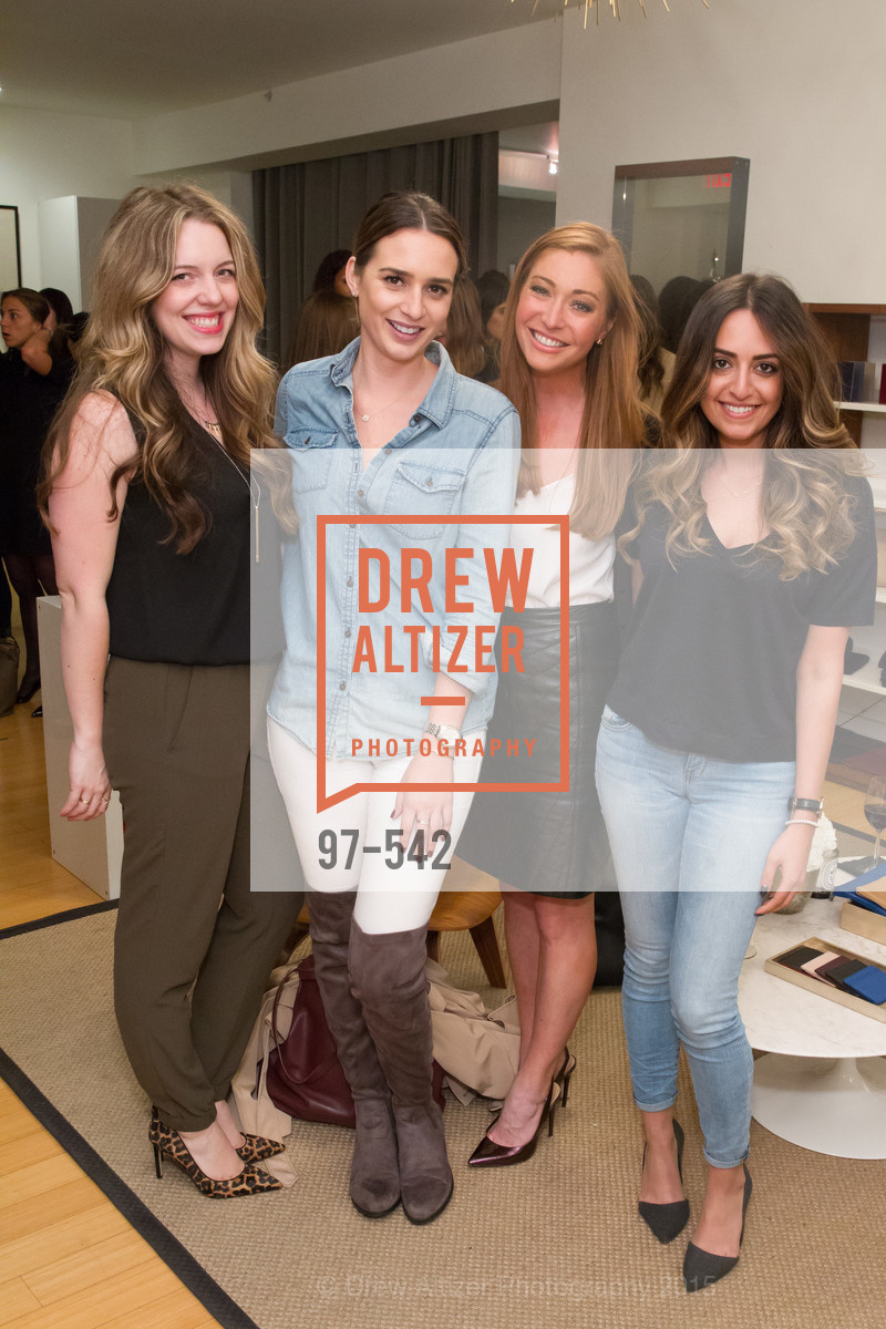 Candace Gieger, Loisa Gayle, Whitney Hudak, Keanna Duvari, Cuyana + The McBride Sisters, Cayuna Showroom. 291 Geary Street, 2nd Floor, November 19th, 2015,Drew Altizer, Drew Altizer Photography, full-service agency, private events, San Francisco photographer, photographer california