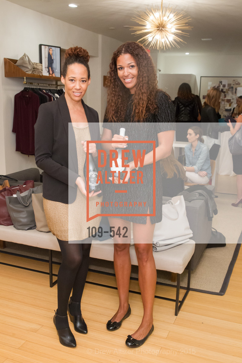 Robin McBride, Andrea McBride, Cuyana + The McBride Sisters, Cayuna Showroom. 291 Geary Street, 2nd Floor, November 19th, 2015,Drew Altizer, Drew Altizer Photography, full-service event agency, private events, San Francisco photographer, photographer California