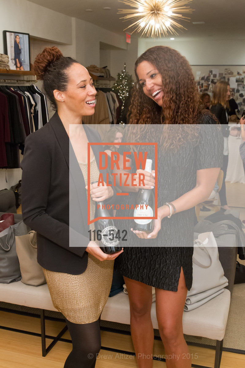 Robin McBride, Andrea McBride, Cuyana + The McBride Sisters, Cayuna Showroom. 291 Geary Street, 2nd Floor, November 19th, 2015,Drew Altizer, Drew Altizer Photography, full-service agency, private events, San Francisco photographer, photographer california
