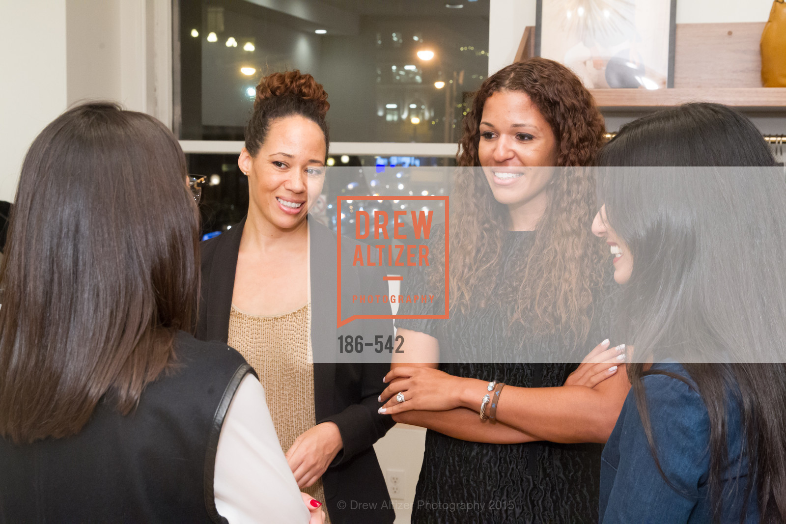 Robin McBride, Andrea McBride, Cuyana + The McBride Sisters, Cayuna Showroom. 291 Geary Street, 2nd Floor, November 19th, 2015