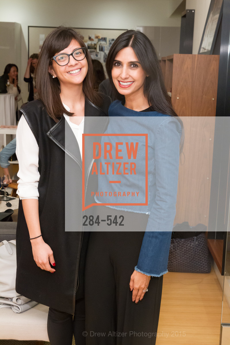 Karla Gallardo, Shilpa Shah, Cuyana + The McBride Sisters, Cayuna Showroom. 291 Geary Street, 2nd Floor, November 19th, 2015,Drew Altizer, Drew Altizer Photography, full-service agency, private events, San Francisco photographer, photographer california
