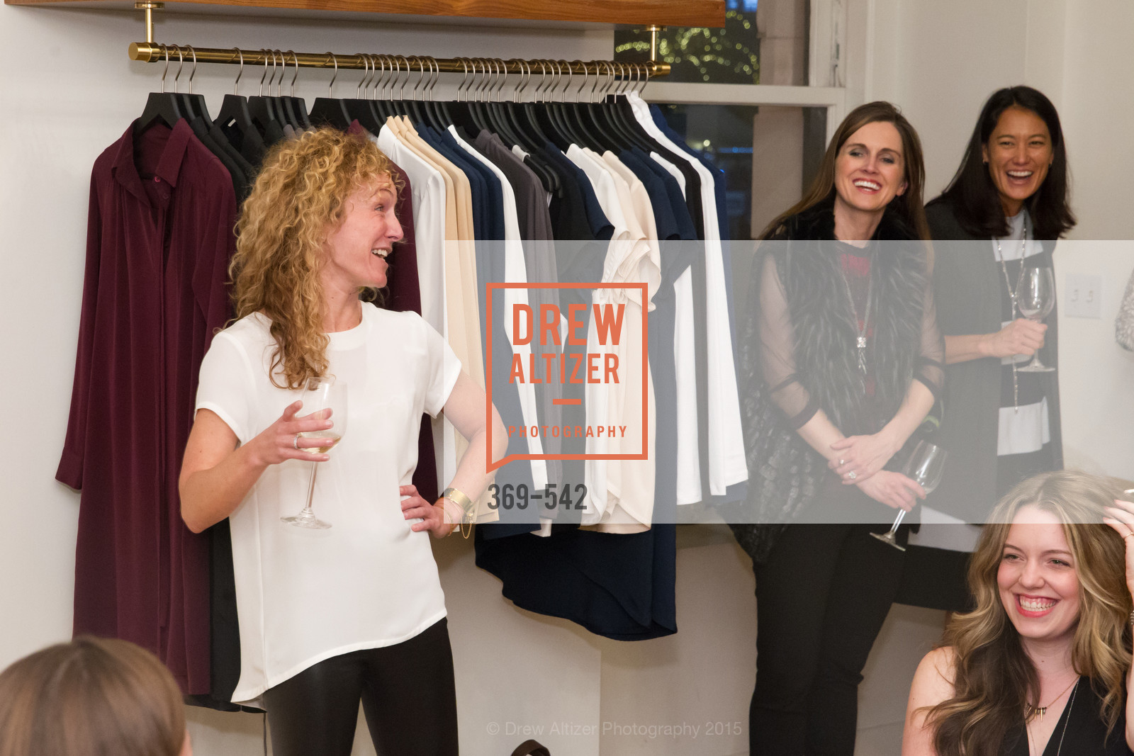 Katie Hartridge, Cuyana + The McBride Sisters, Cayuna Showroom. 291 Geary Street, 2nd Floor, November 19th, 2015,Drew Altizer, Drew Altizer Photography, full-service agency, private events, San Francisco photographer, photographer california