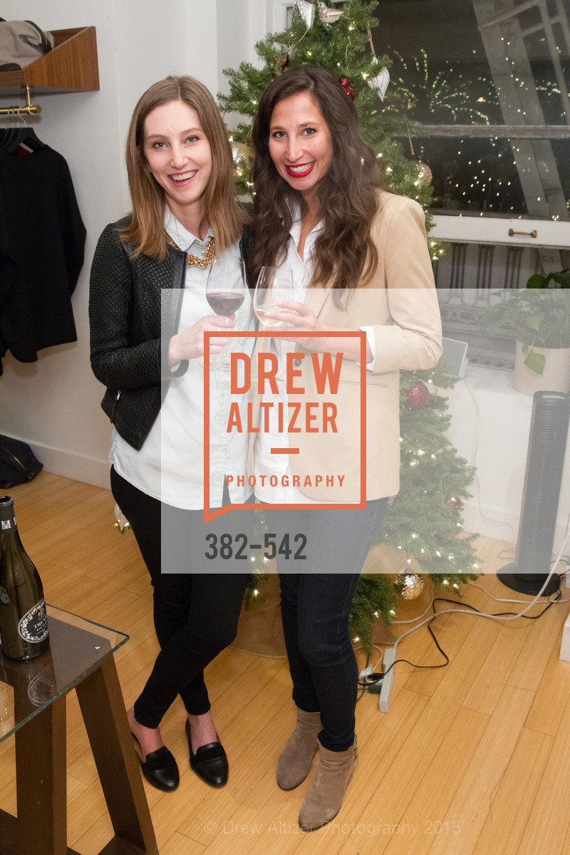 Annie Gabier, Julie Hamlin, Cuyana + The McBride Sisters, Cayuna Showroom. 291 Geary Street, 2nd Floor, November 19th, 2015,Drew Altizer, Drew Altizer Photography, full-service agency, private events, San Francisco photographer, photographer california