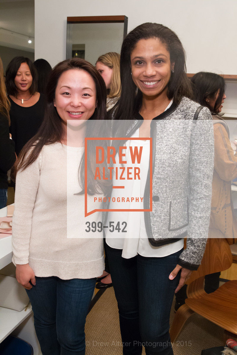 Sally Jung, Nicole Irving, Cuyana + The McBride Sisters, Cayuna Showroom. 291 Geary Street, 2nd Floor, November 19th, 2015,Drew Altizer, Drew Altizer Photography, full-service agency, private events, San Francisco photographer, photographer california