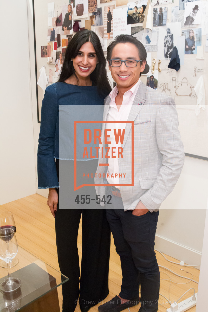 Shilpa Shah, Rafael Sen, Cuyana + The McBride Sisters, Cayuna Showroom. 291 Geary Street, 2nd Floor, November 19th, 2015,Drew Altizer, Drew Altizer Photography, full-service agency, private events, San Francisco photographer, photographer california