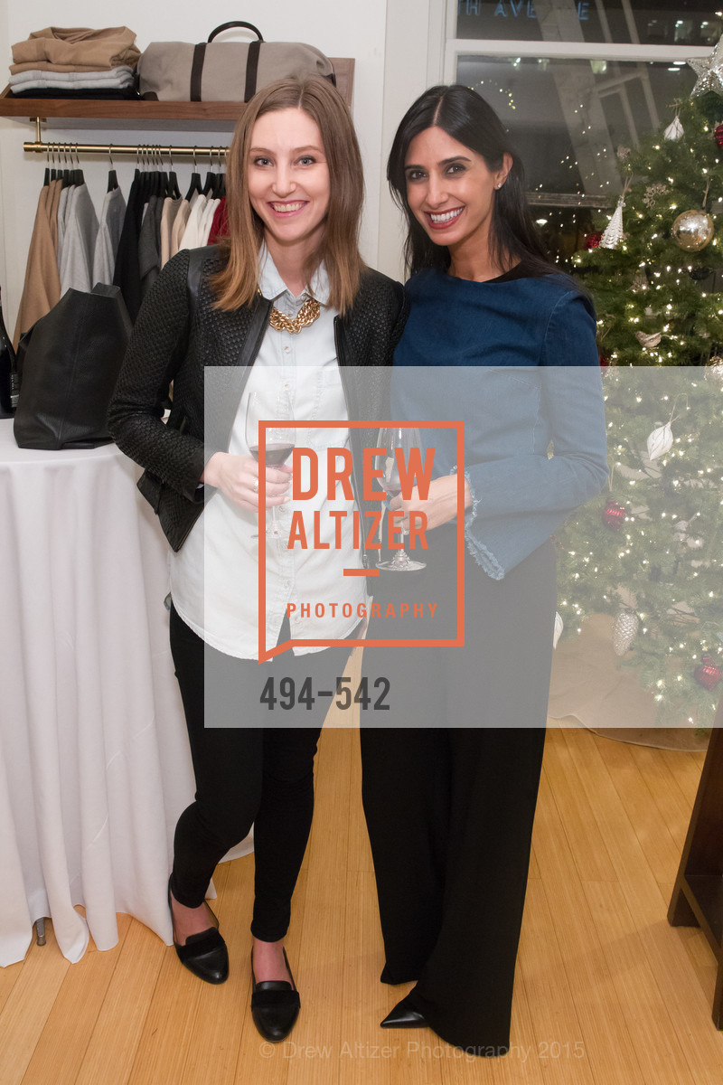Annie Gabier, Shilpa Shah, Cuyana + The McBride Sisters, Cayuna Showroom. 291 Geary Street, 2nd Floor, November 19th, 2015,Drew Altizer, Drew Altizer Photography, full-service agency, private events, San Francisco photographer, photographer california
