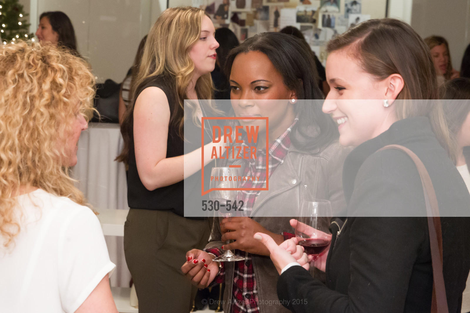 Sarah Kunst, Cuyana + The McBride Sisters, Cayuna Showroom. 291 Geary Street, 2nd Floor, November 19th, 2015,Drew Altizer, Drew Altizer Photography, full-service agency, private events, San Francisco photographer, photographer california