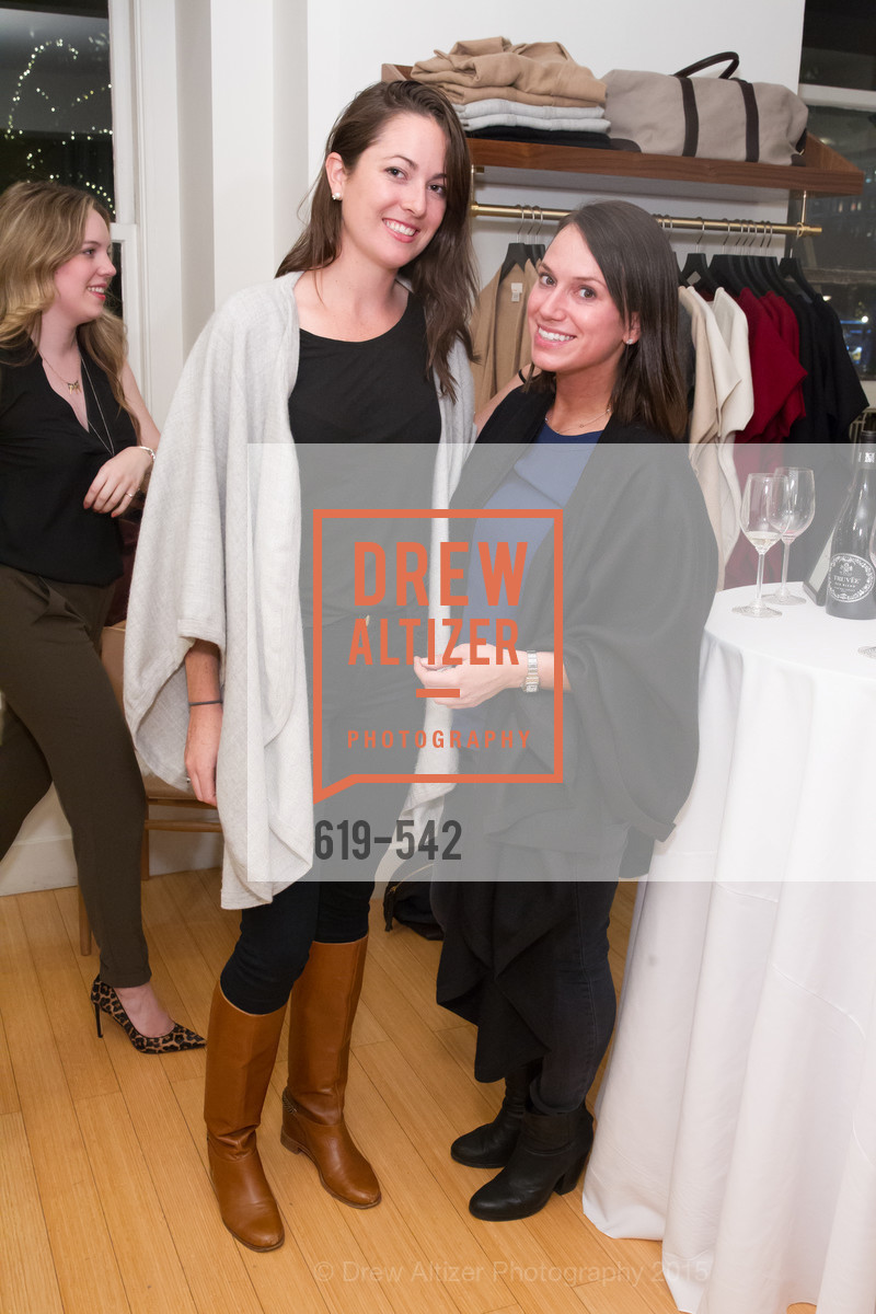 Louise Ireland, Roseann Winzak, Cuyana + The McBride Sisters, Cayuna Showroom. 291 Geary Street, 2nd Floor, November 19th, 2015,Drew Altizer, Drew Altizer Photography, full-service agency, private events, San Francisco photographer, photographer california