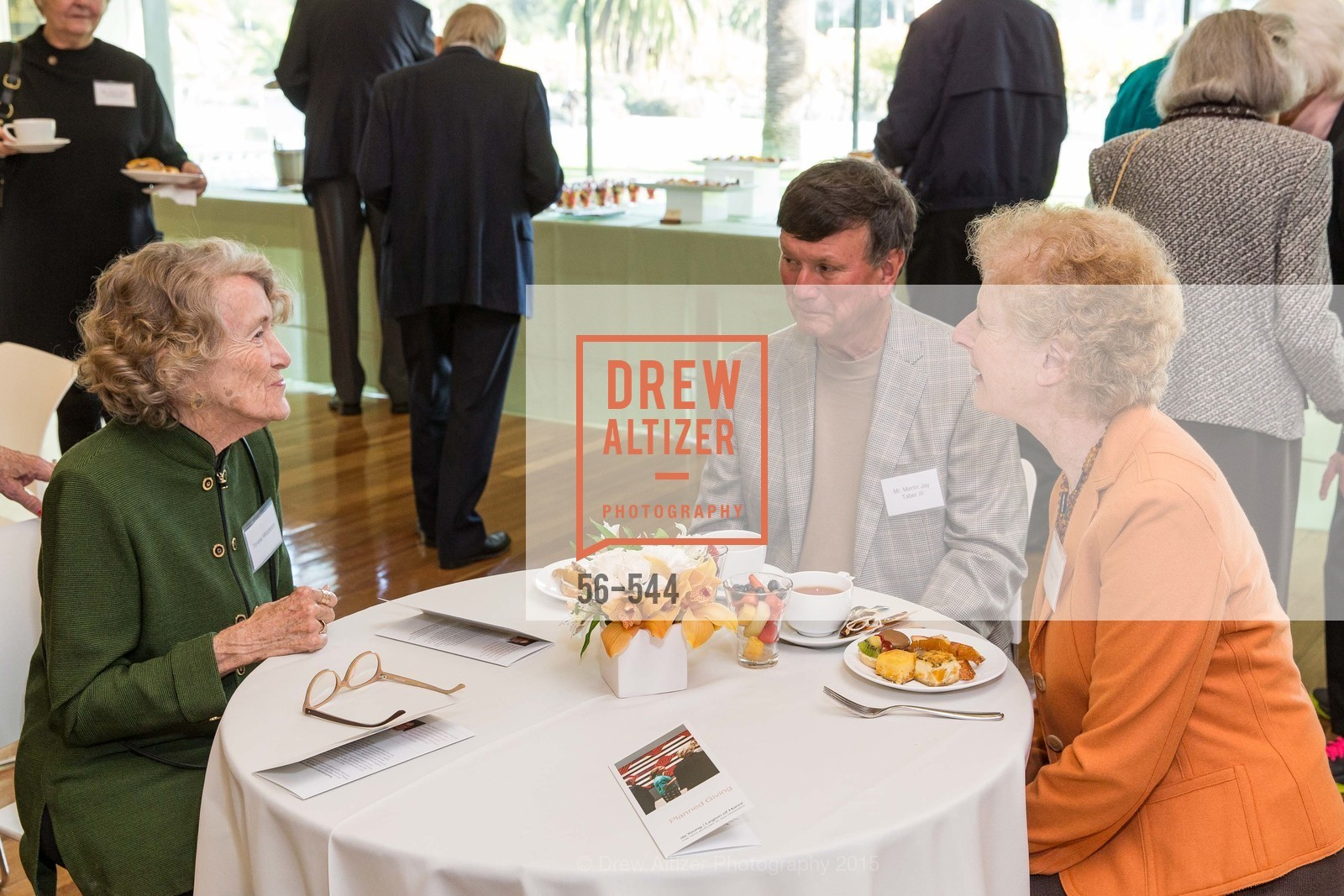 Teresa Middleton, Merlin Jay Taber III, Jane Hubler Taber, FAMSF hosts the Legacy Tea Reception, de Young Museum, November 17th, 2015,Drew Altizer, Drew Altizer Photography, full-service agency, private events, San Francisco photographer, photographer california