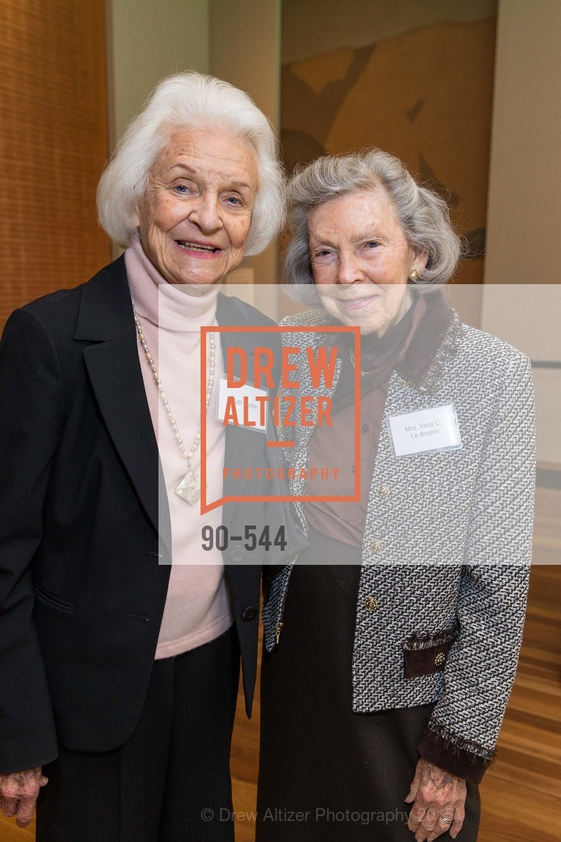 Ruth Burton, Vera LeBreton, FAMSF hosts the Legacy Tea Reception, de Young Museum, November 17th, 2015,Drew Altizer, Drew Altizer Photography, full-service agency, private events, San Francisco photographer, photographer california