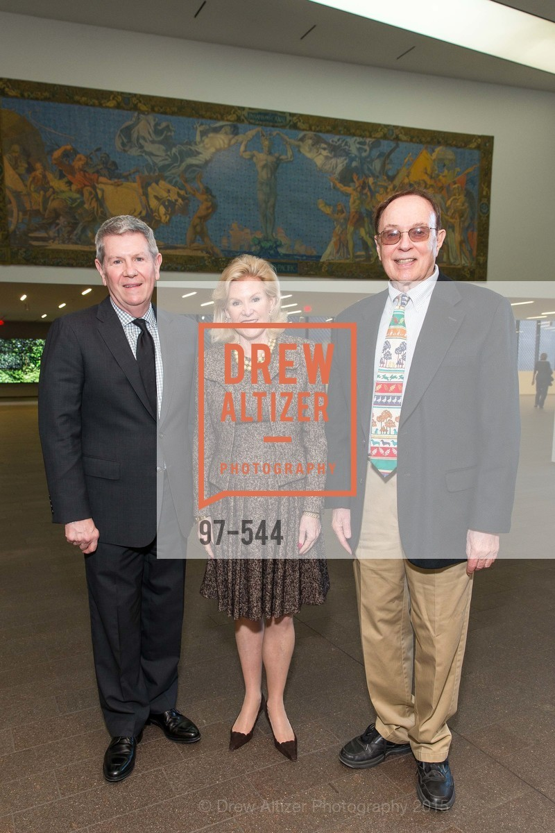 Richard Benefield, Dede Wilsey, William Eddelman, FAMSF hosts the Legacy Tea Reception, de Young Museum, November 17th, 2015,Drew Altizer, Drew Altizer Photography, full-service agency, private events, San Francisco photographer, photographer california