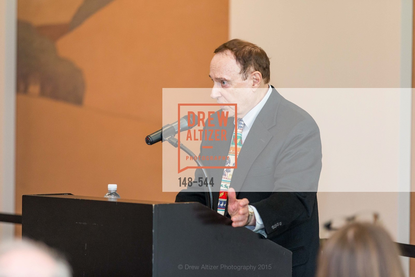 William Edelman, FAMSF hosts the Legacy Tea Reception, de Young Museum, November 17th, 2015,Drew Altizer, Drew Altizer Photography, full-service agency, private events, San Francisco photographer, photographer california