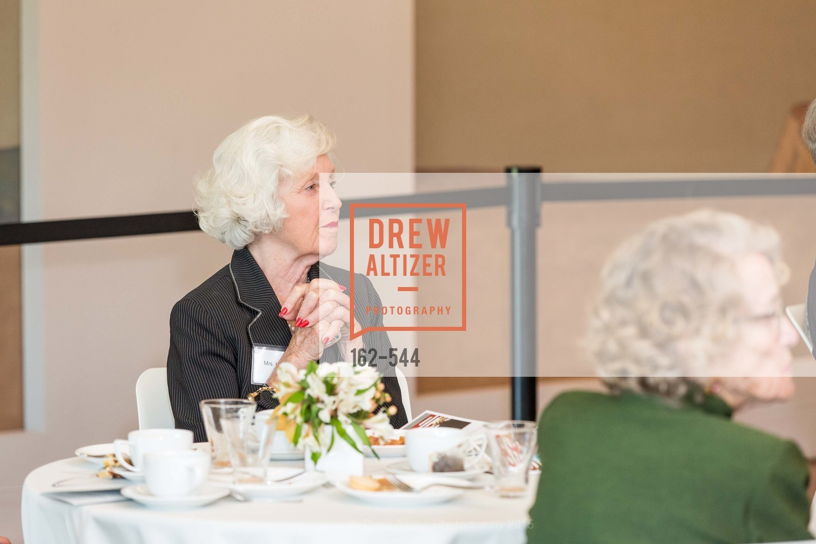 Katherine Wallin, FAMSF hosts the Legacy Tea Reception, de Young Museum, November 17th, 2015,Drew Altizer, Drew Altizer Photography, full-service agency, private events, San Francisco photographer, photographer california