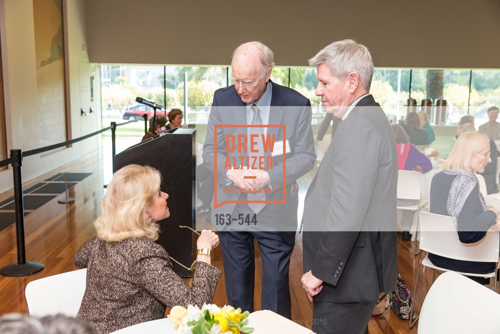 Philip Murphy, Richard Benefield, FAMSF hosts the Legacy Tea Reception, de Young Museum, November 17th, 2015,Drew Altizer, Drew Altizer Photography, full-service agency, private events, San Francisco photographer, photographer california