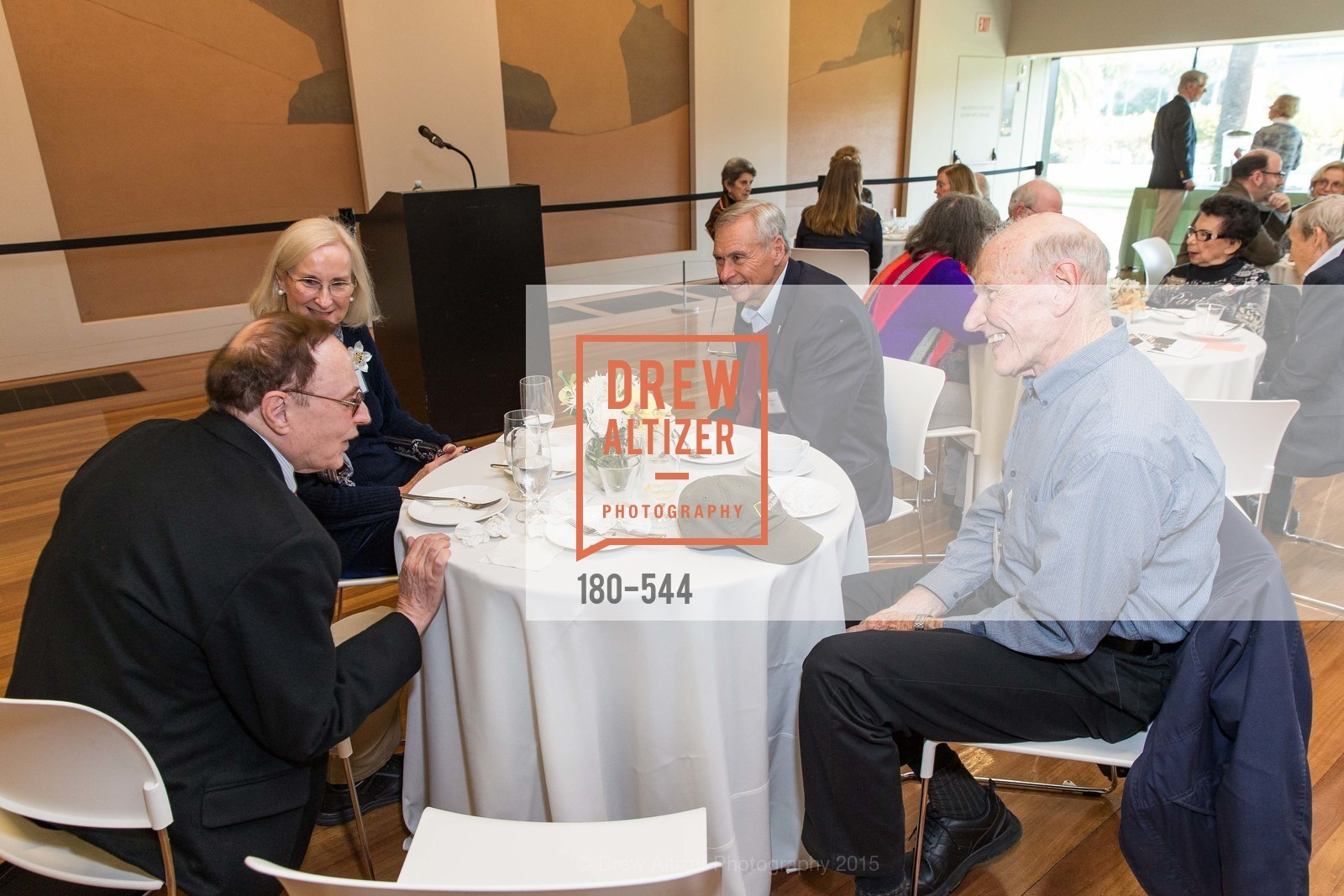 William Eddelman, Nancy Thompson, Andrew Kerr, John McCallister, FAMSF hosts the Legacy Tea Reception, de Young Museum, November 17th, 2015,Drew Altizer, Drew Altizer Photography, full-service agency, private events, San Francisco photographer, photographer california