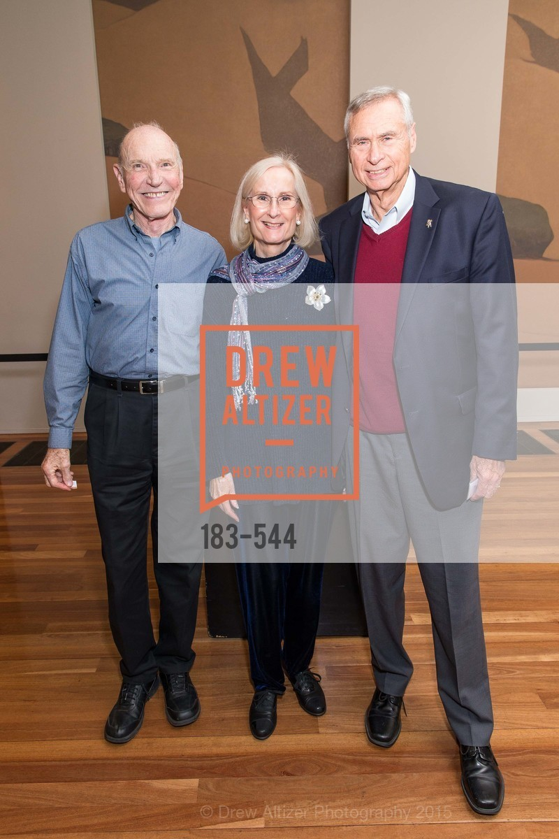 John McCallister, Nancy Thompson, Andrew Kerr, FAMSF hosts the Legacy Tea Reception, de Young Museum, November 17th, 2015,Drew Altizer, Drew Altizer Photography, full-service agency, private events, San Francisco photographer, photographer california