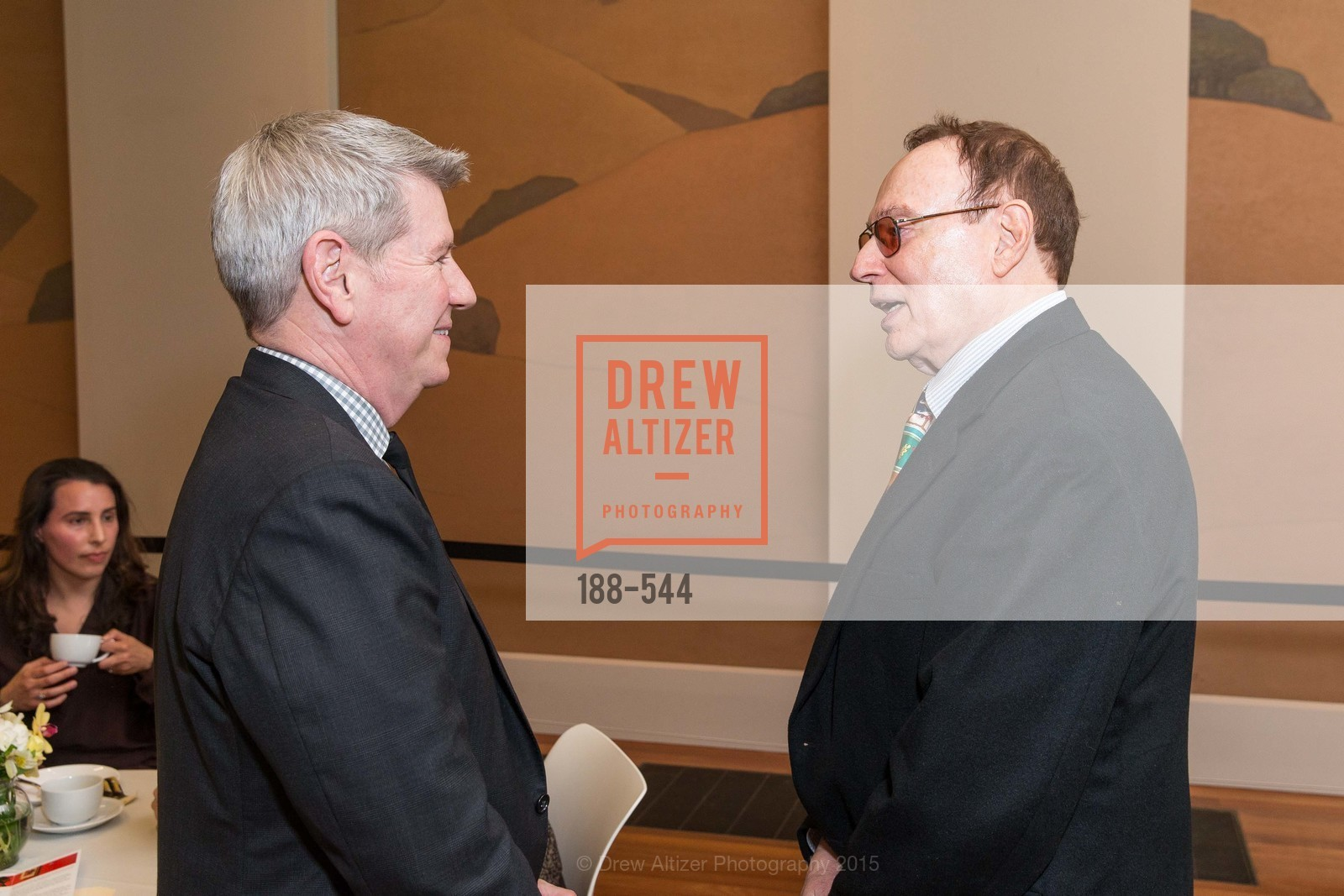 Richard Benefield, William Eddelman, FAMSF hosts the Legacy Tea Reception, de Young Museum, November 17th, 2015,Drew Altizer, Drew Altizer Photography, full-service agency, private events, San Francisco photographer, photographer california
