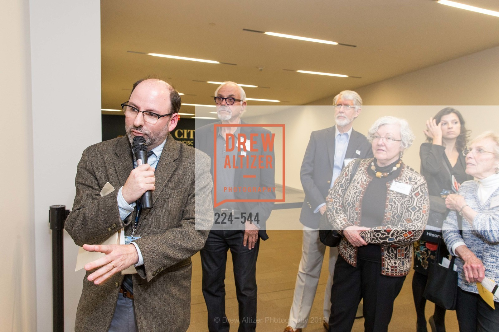 JIm Ganz, FAMSF hosts the Legacy Tea Reception, de Young Museum, November 17th, 2015,Drew Altizer, Drew Altizer Photography, full-service agency, private events, San Francisco photographer, photographer california