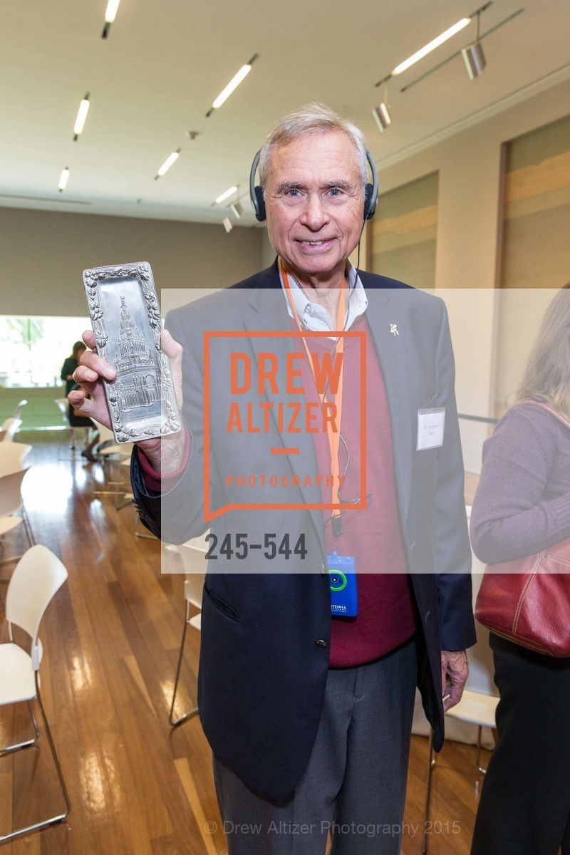Andrew Kerr, FAMSF hosts the Legacy Tea Reception, de Young Museum, November 17th, 2015,Drew Altizer, Drew Altizer Photography, full-service agency, private events, San Francisco photographer, photographer california